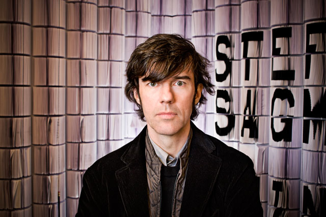 Stefan Sagmeister Co-Director photo by John Madere