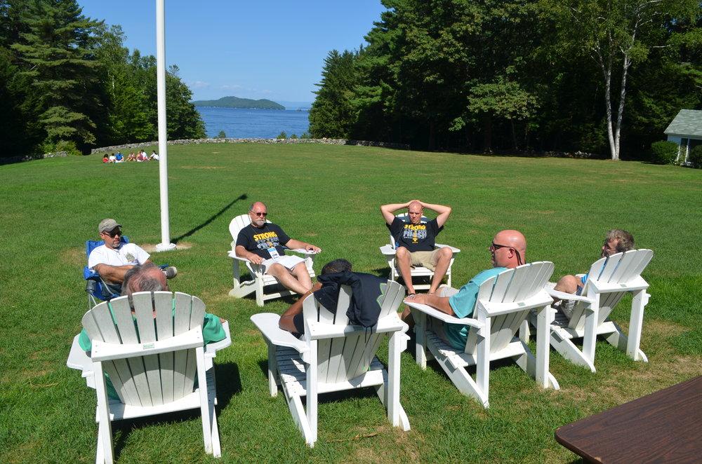 Men's Retreat coming up Aug. 25-27