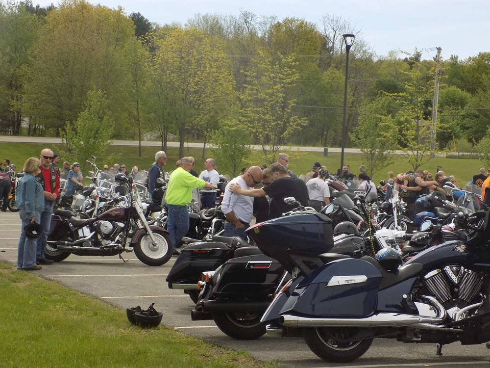 Blessing of the Bikes is this Saturday, May 19, weather permitting.  Watch FB and email for any possible date change.