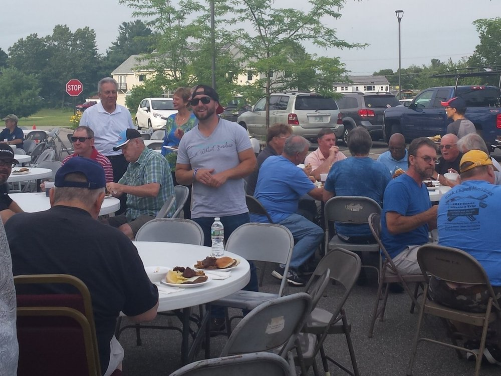 Men's BBQ  Monday July 9th