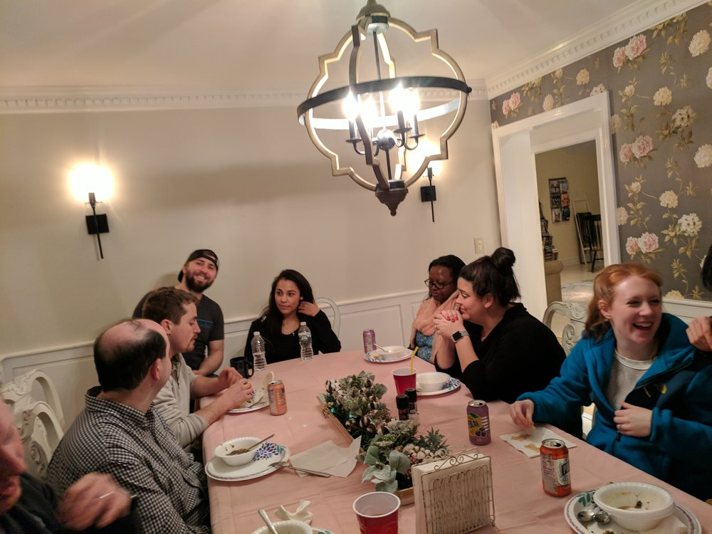 Christian community puts the joy in life. Have you found a LifeGroup?
