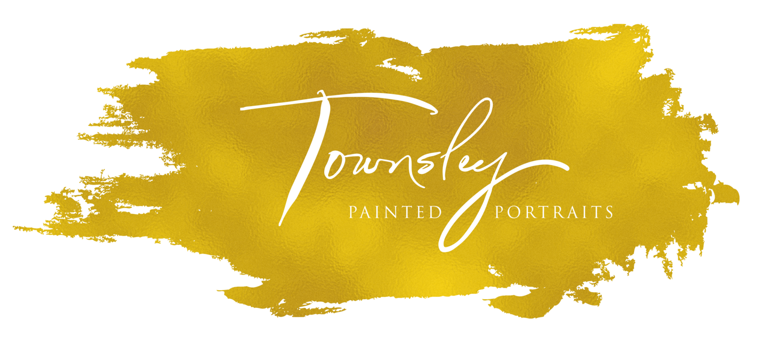 Townsley Painted Portraits | Los Angeles Portrait Studio