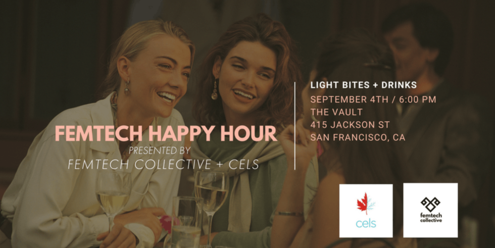 Femtech Happy Hour - September 2018