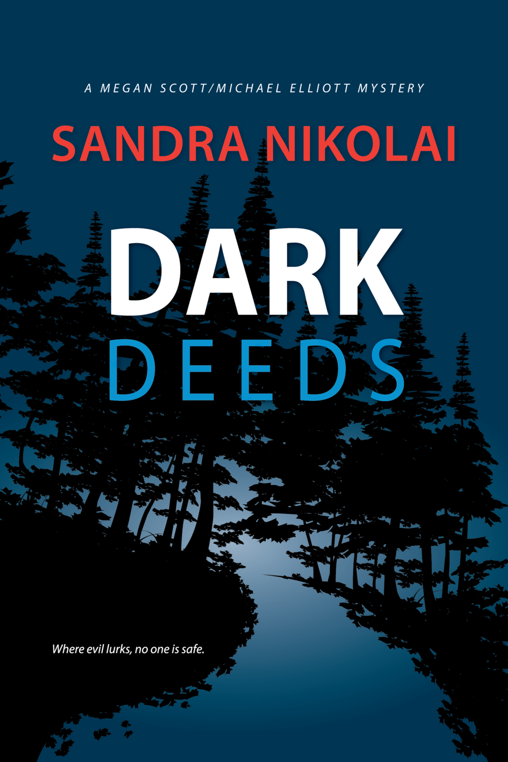 Dark Deeds, series book 4