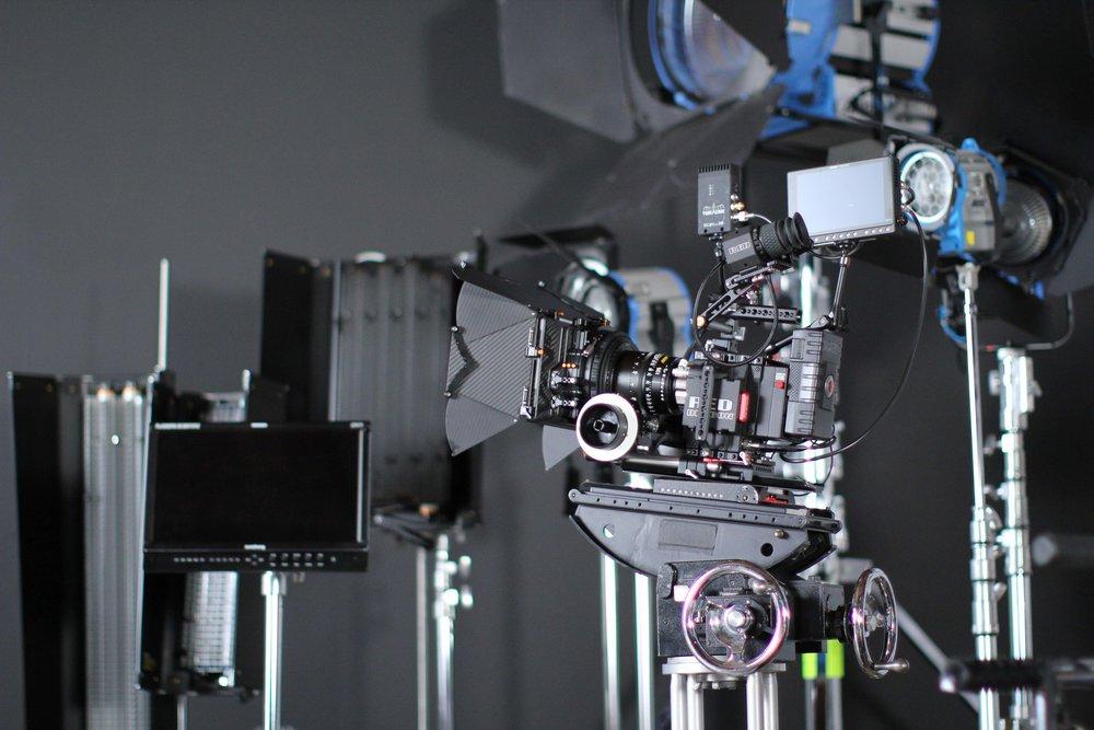 Blind Tiger film studio rental Petersburg Virginia