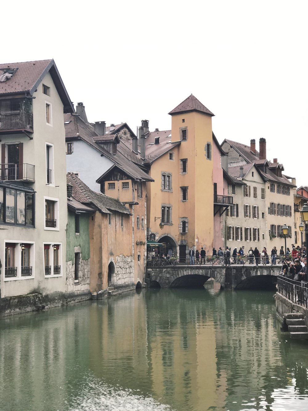 Annecy Travel Diary MAP PACK