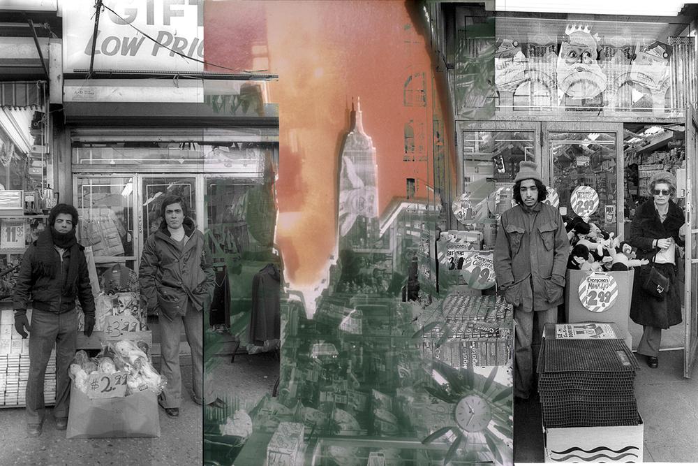 14th street Xmas 1975