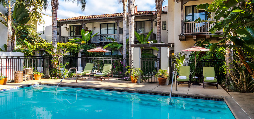 Santa Barbara Spanish Garden Inn