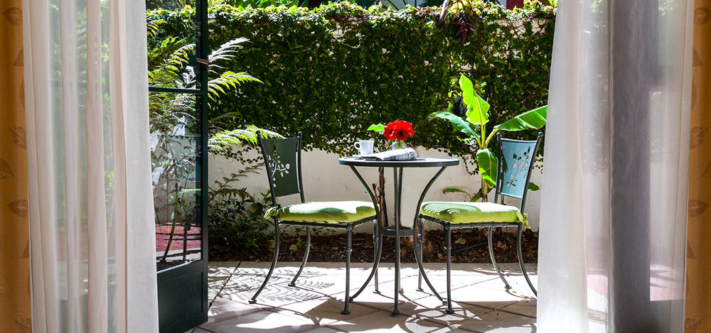 Photo // Spanish Garden Inn Website