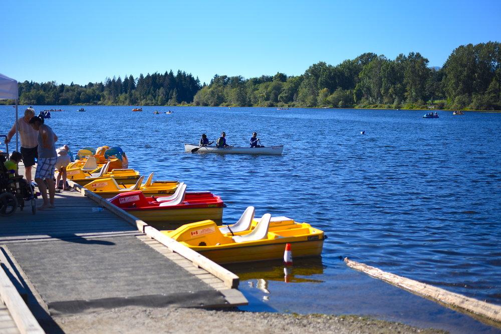 Pendulum Magazine - Deer Lake Boat Rentals