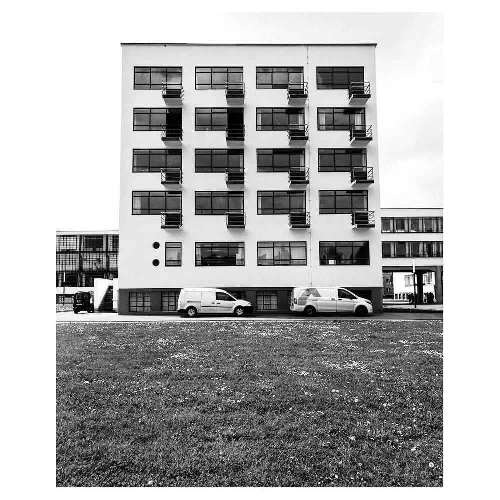 Pendulum Magazine Bauhaus Dessau Katharina Lutter