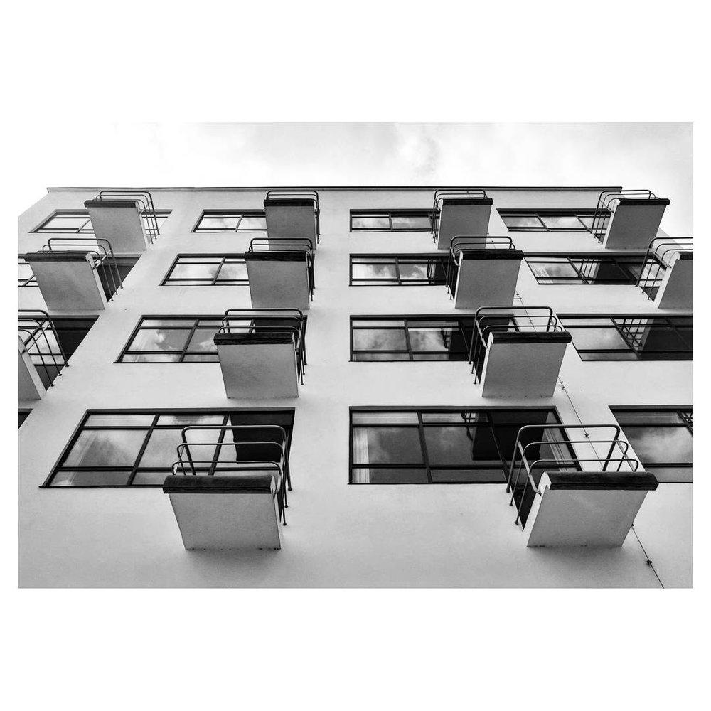Pendulum Magazine - Katharina Lutter Bauhaus Dessau