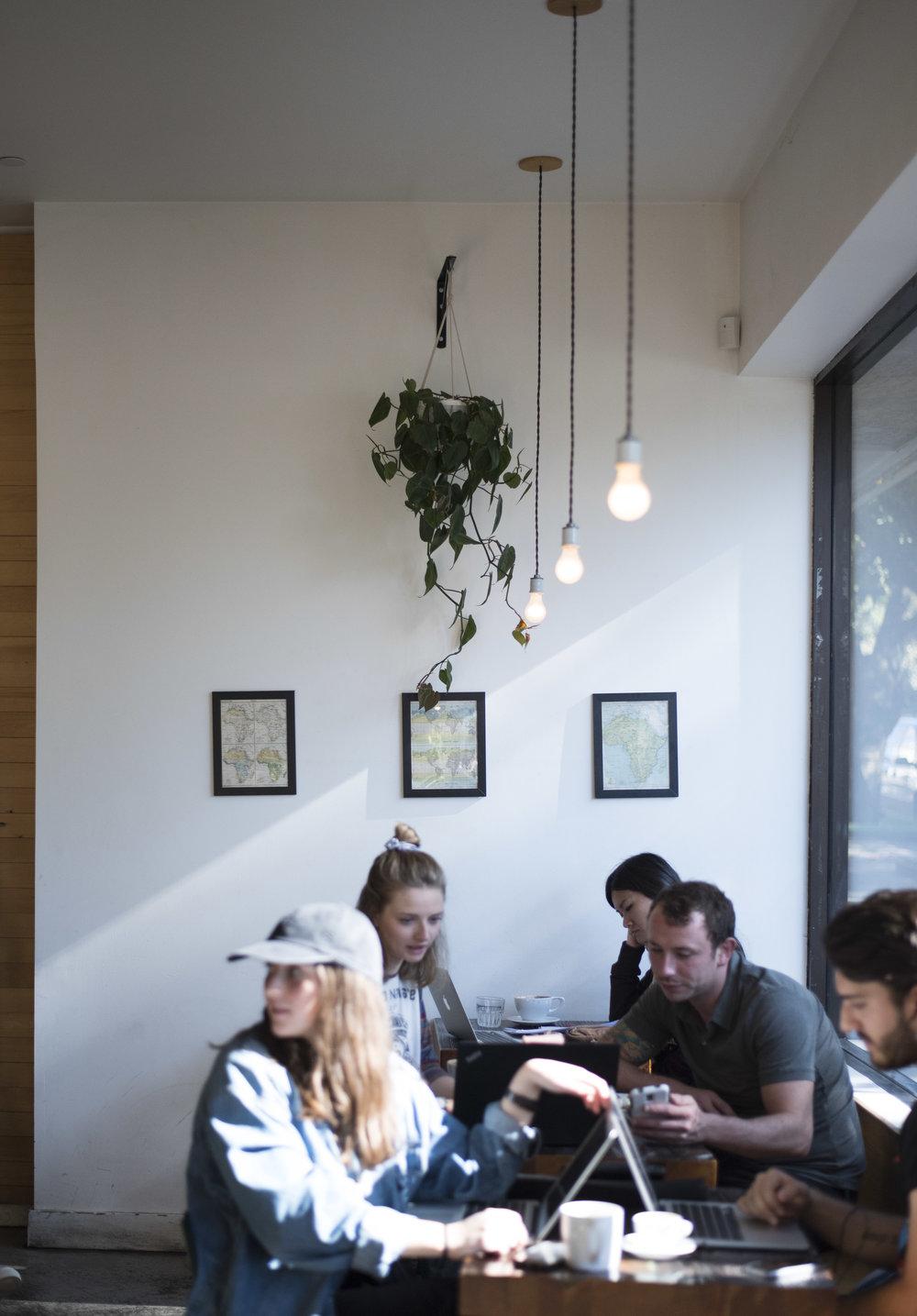 Pendulum Magazine Matchstick Cafe