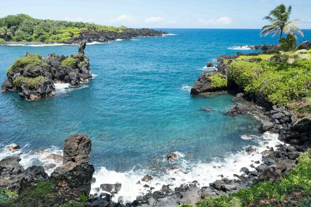 Hana Bay Live Well and Wander X Pendulum Magazine Maui