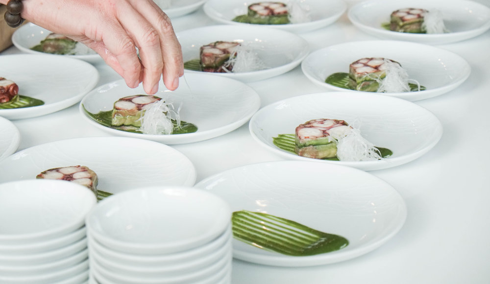 Tea Leaves X Clayoquot Wilderness Resort Chef Michael Pataran X Pendulum Magazine