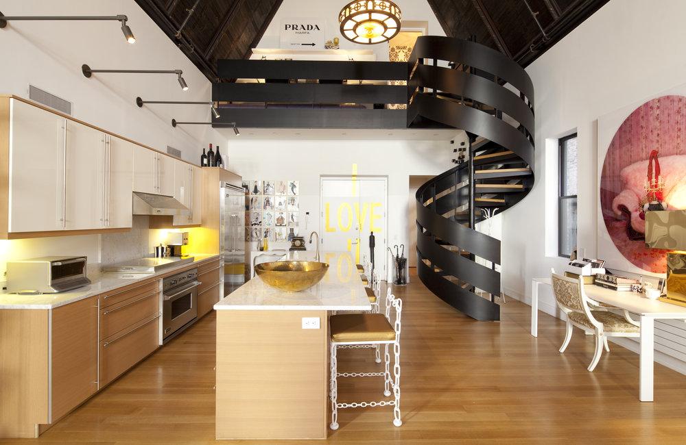 Pendulum Magazine Gramercy Apartment Lucinda Loya