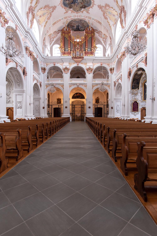 Jesuit Church Luzern Switzerland X Pendulum Magazine