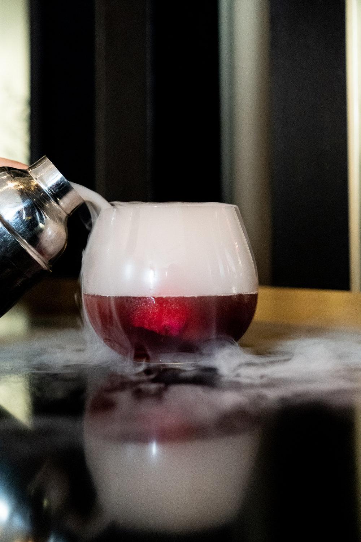 The Zongzi Cha cocktail.