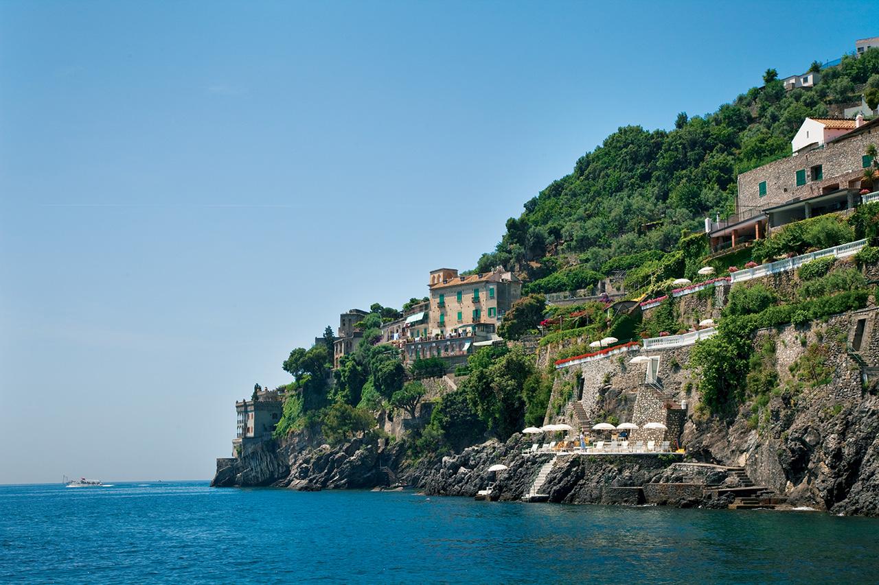 Palazzo Avino A Historic Backdrop To Enjoy Stunning Views