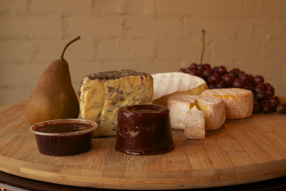 Cheese Board from Small Cow Farm Cheese in The Southern Highlands