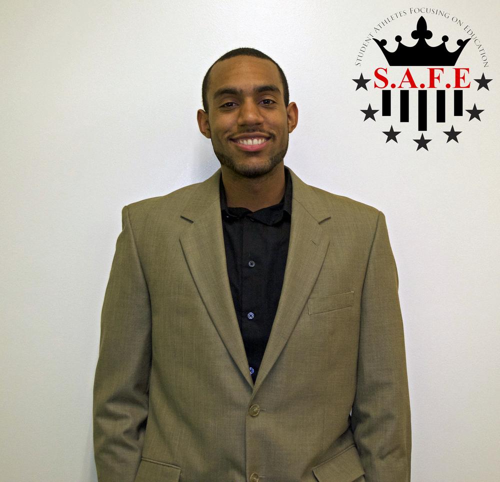 Reginald Nelson, Co-Operations Director