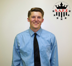 Aaron Laflin, Secretary