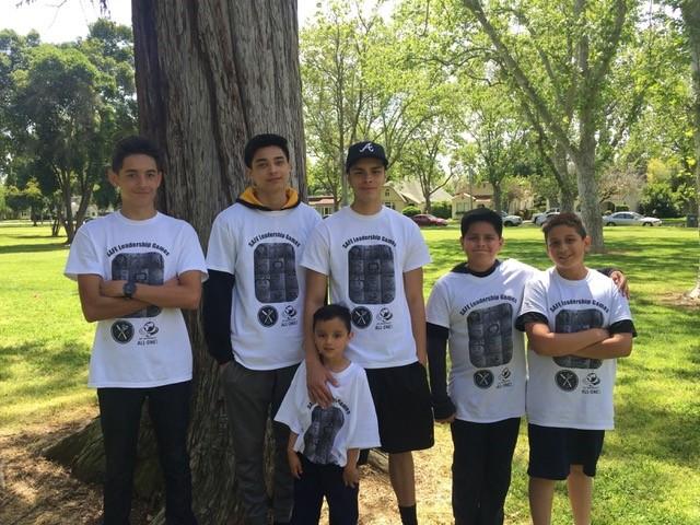 los primos, hs/youth division