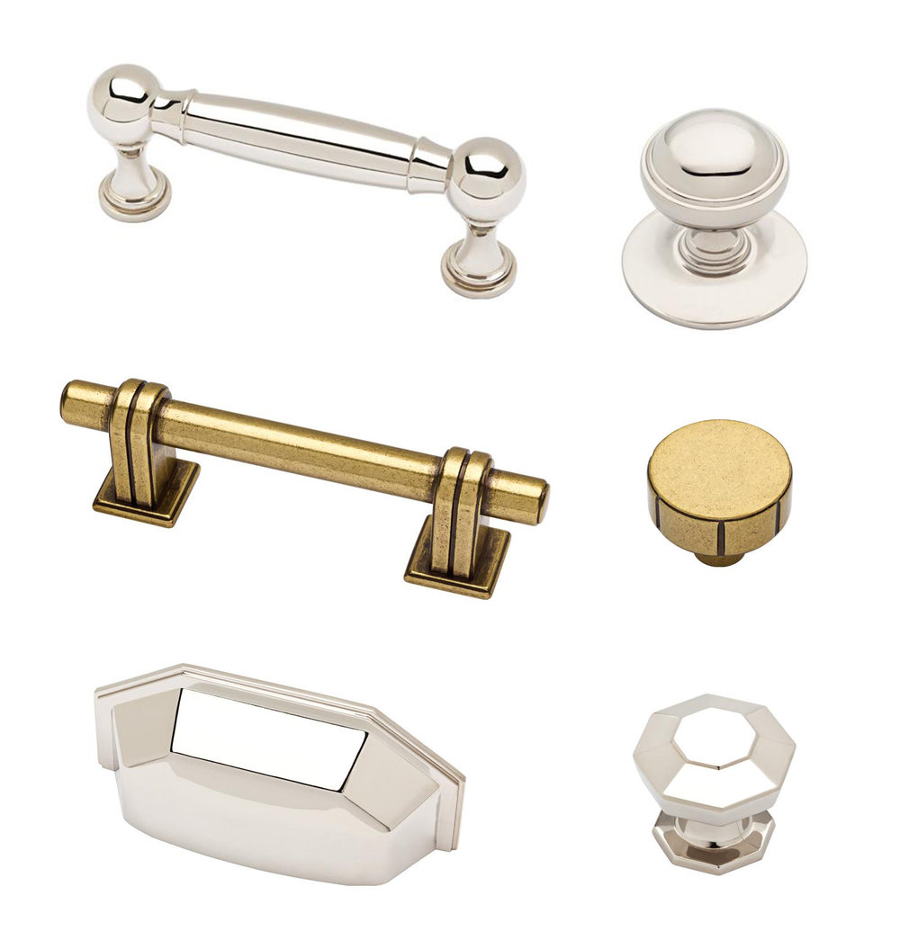 Martha Stewart Cabinetry Hardware Collection