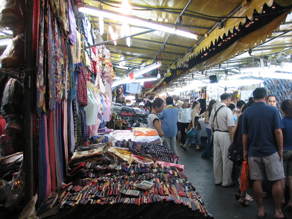 Bangkok - Night Markets