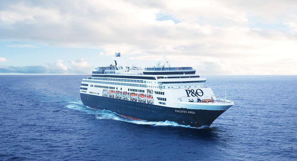 Capacity: 1,260 Guests, Lower Berths / Decks: 9 Guests Decks / Max Speed: 20 knots / Length: 219m/719ft / Weight: 55,820 gross tonnage / Built: UK registration