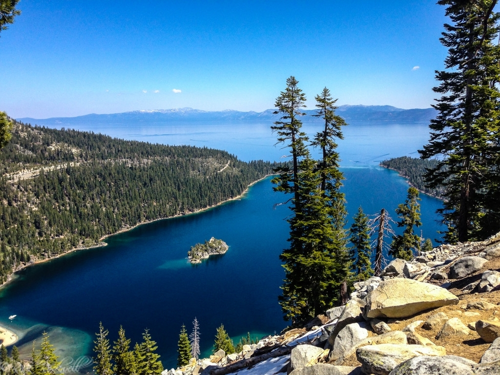 Hike Emerald Bay