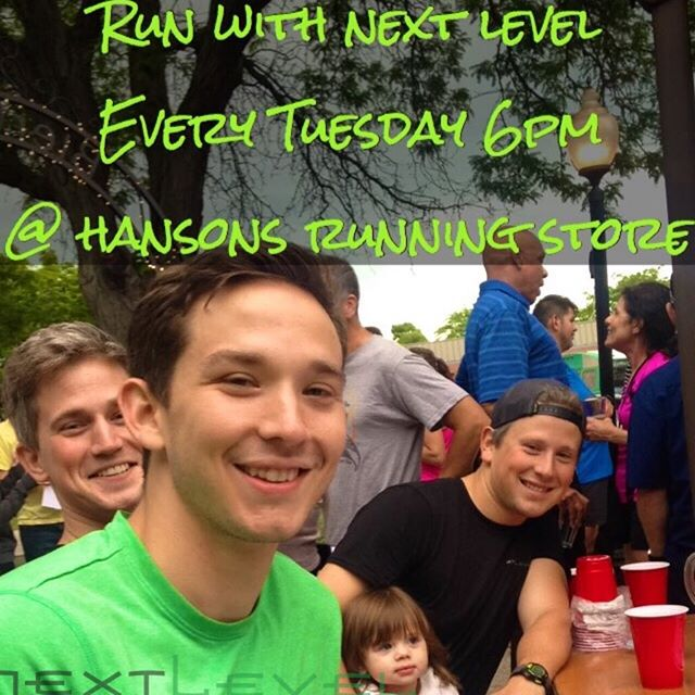 We had a great time running last night with Hansons and the Downtown Runners group at @atwaterinthepark