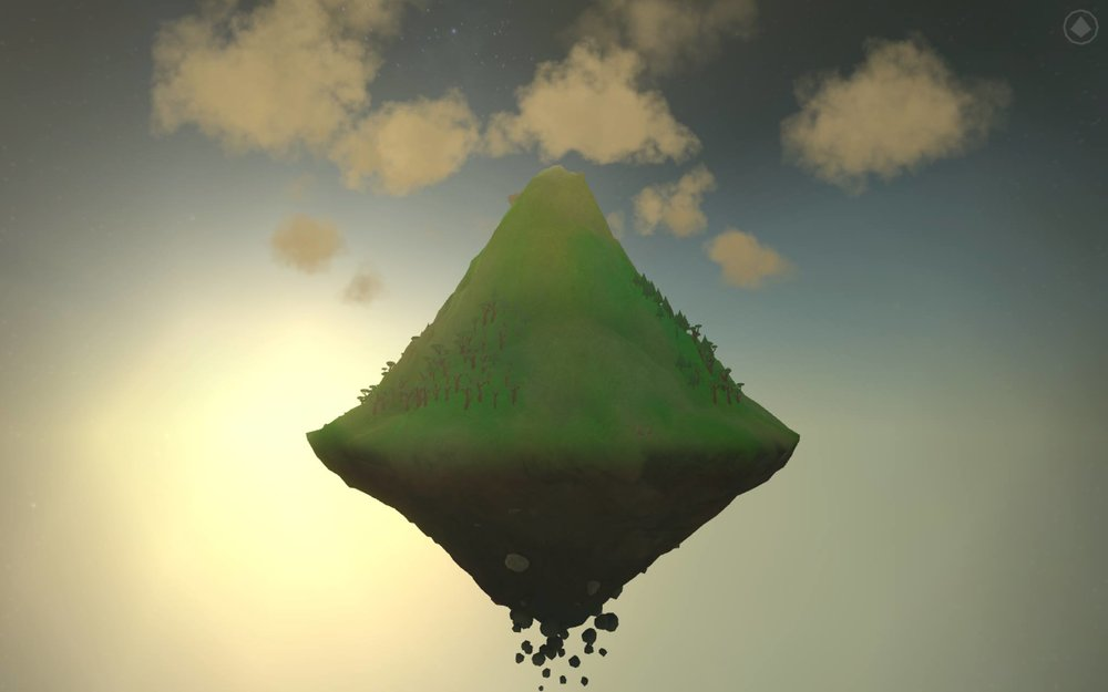 CONCEPTUALIZING MOUNTAIN - An essay exploring the relationship between David OReilly's experimental video game Mountain and the tradition of conceptual writing and art.Published on First Person Scholar in 2016.
