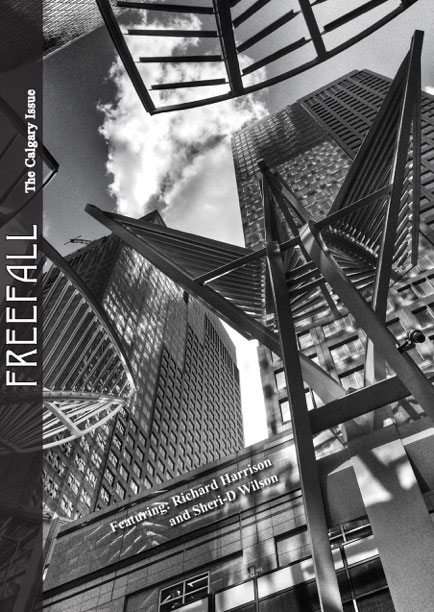 DYSTOPOETICS: THE BROKEN DREAM OF CONCEPTUALISM - An essay exploring the shortcomings — both ethical and structural — of the Conceptualist writing aesthetic in literature, published in FreeFall 25.3 (2015).NOMINATION: Emerging Writer Award at the Alberta Magazine Publishers' Association's 2016 Alberta Magazine Awards