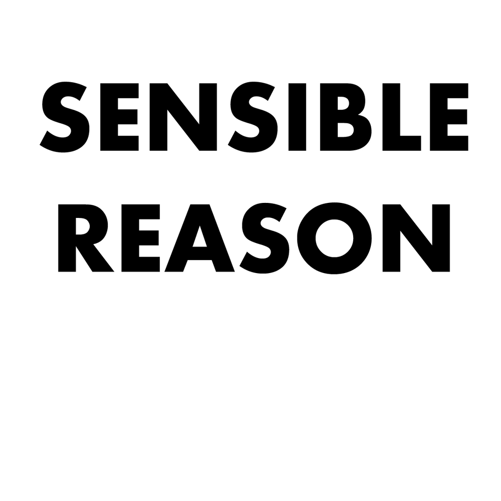 "SENSIBLE REASON      • TOTD: Sargent - ""Echo Hill""      ""I rarely, if ever, truly fall in love with songs but what Sargent has offered us in the form of the lead single/album opener is truly amazing.""      •   Sargent Channels Grief Into Art On Self-Titled LP      ""I've had  Sargent  playing for a month or so, and every time, it's a new experience...Throughout the album, as melancholic as the sound is, you can't help but feel what the artist is feeling — the hurt — the bittersweet taste of it serves it purpose."