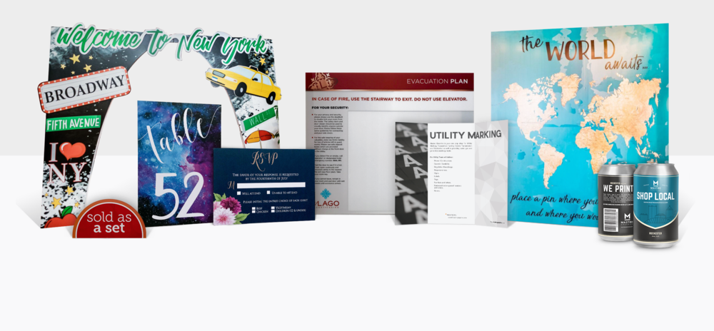 P.O.P, Event & Advertising Print Provider   shop now