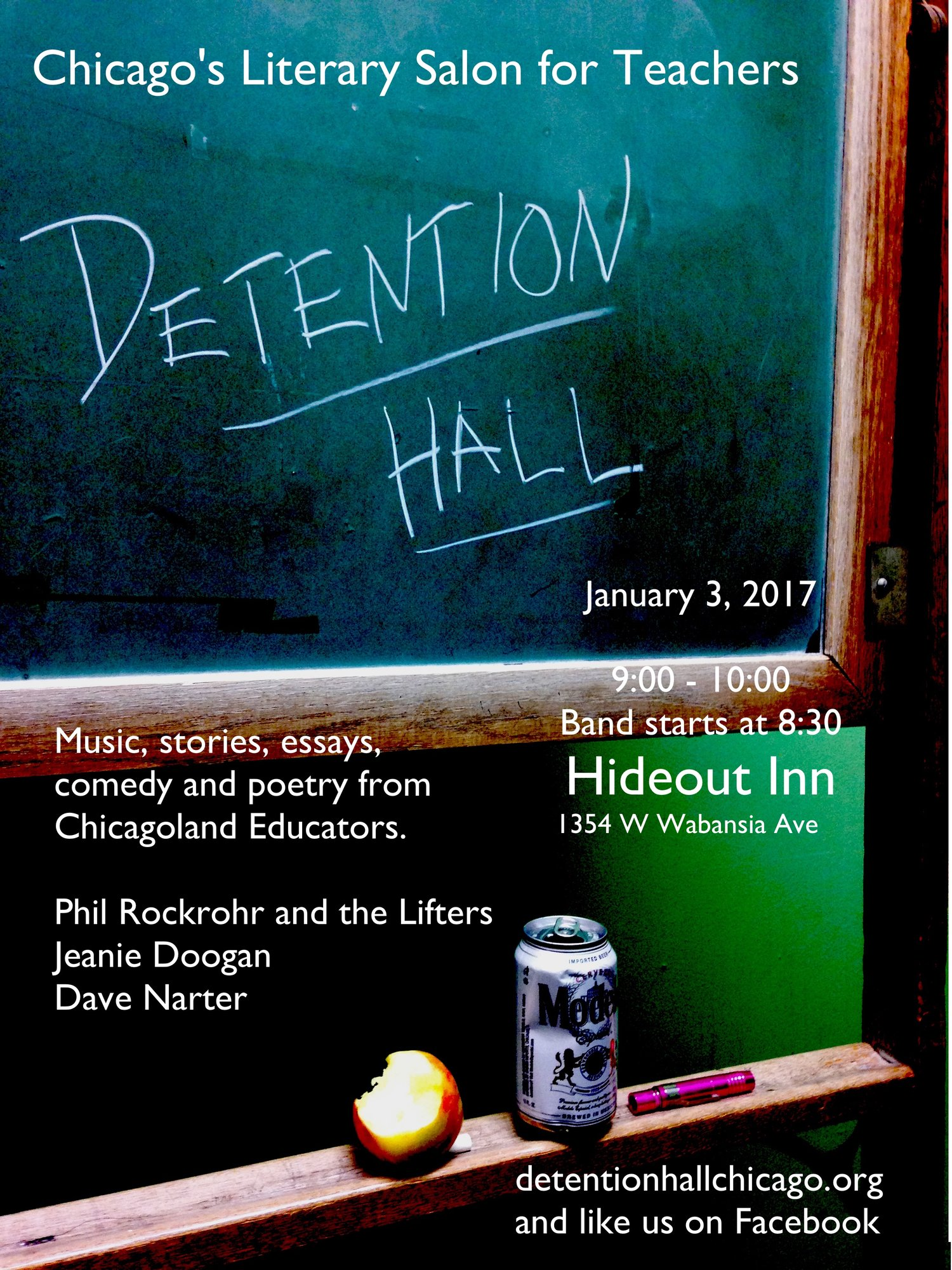 The Detention Hall