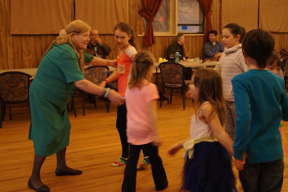 Irish Music and Dancing