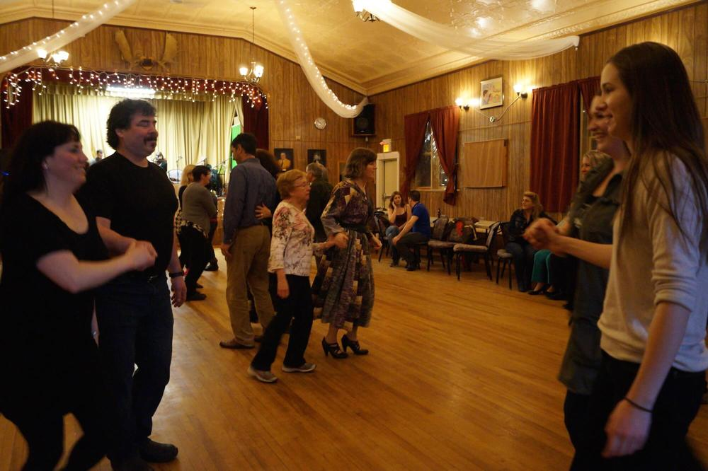trad dancing music in Sudbury
