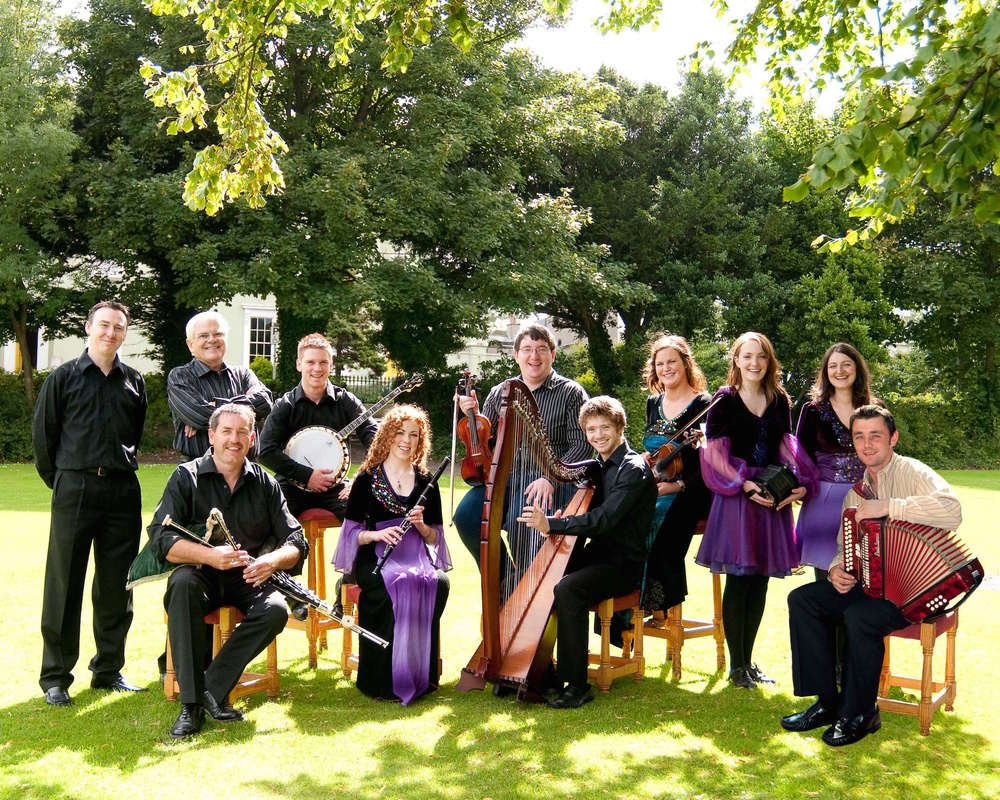 Irish Music group visiting Sudbury