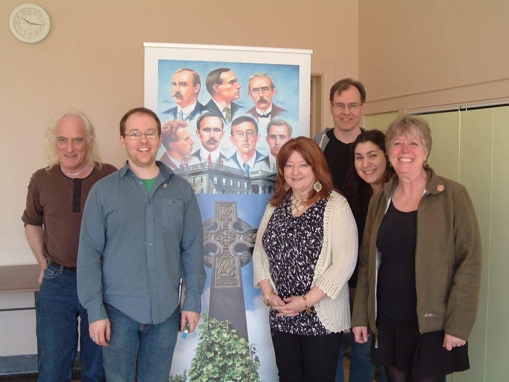 Irish Language Group in Sudbury
