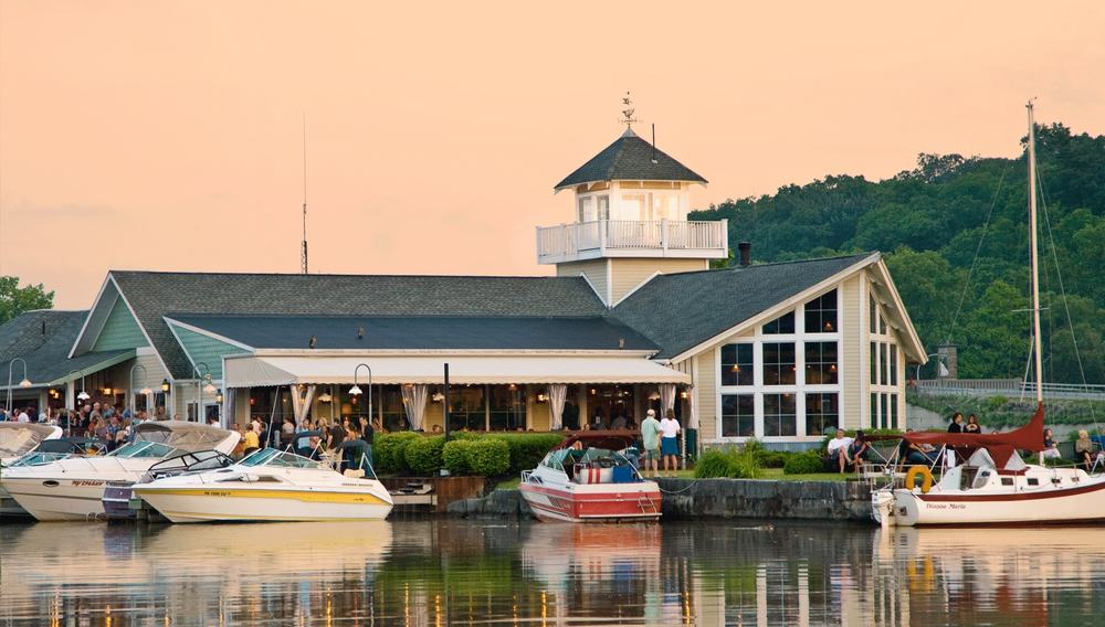 Ithaca's premier seafood restaurant on Cayuga Lake, serving you the most flavorful, locally-sourced fare. American menu with Asian touches in a scenic lakeside setting with bands playing on an outdoor deck. Enjoy the spectacular view of the waterfront while you dine.