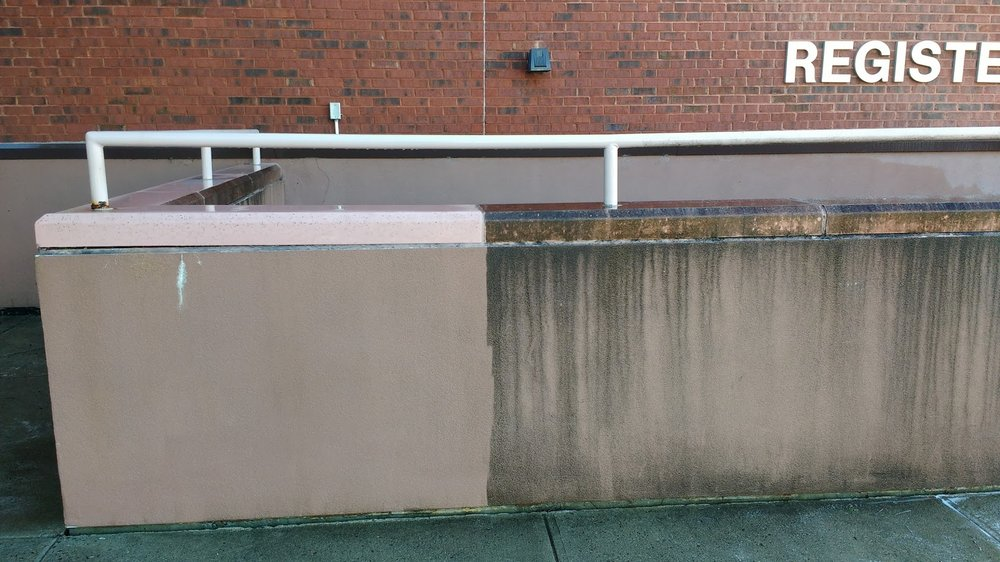 Commercial Pressure Washing in Lexington NC, Davidson County, NC