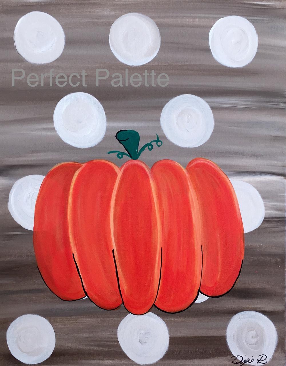 Pumpkin Picassos