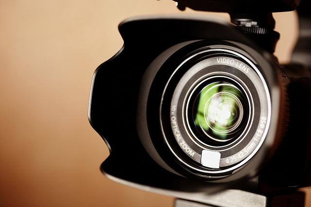training video camera