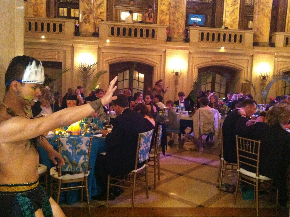 BLO Gala 2014: The Magic Flute  Client: Boston Lyric Opera Services: Full event design & performance, music design