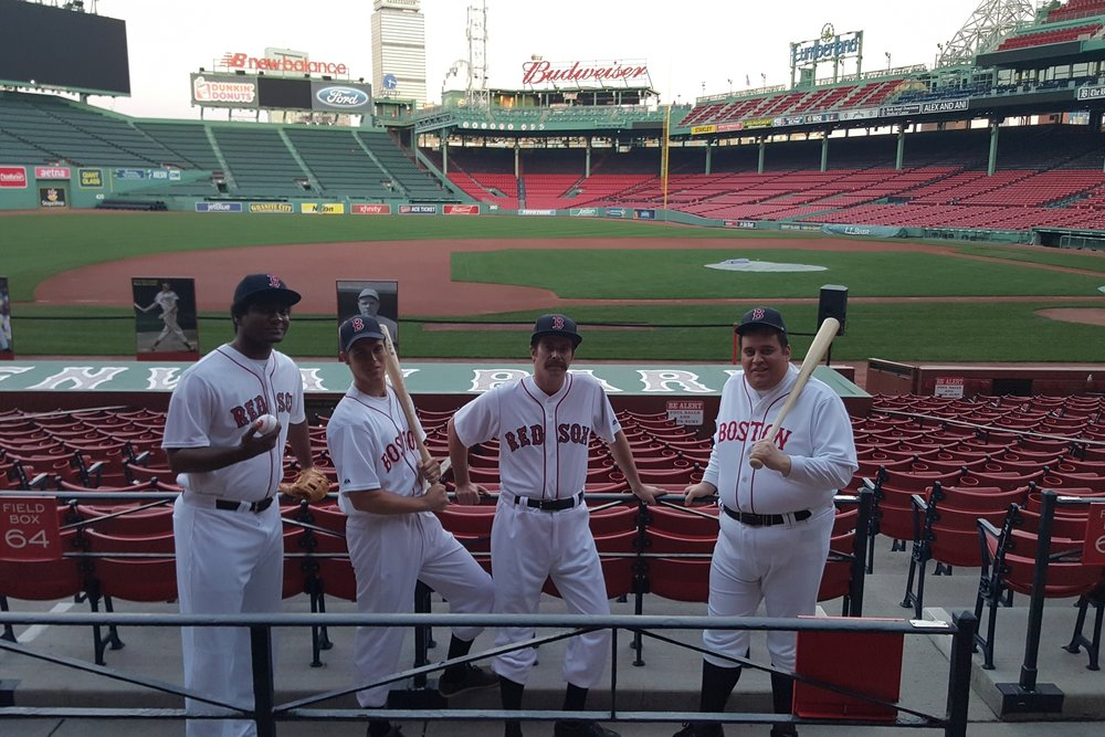 Altair Global Event at Fenway