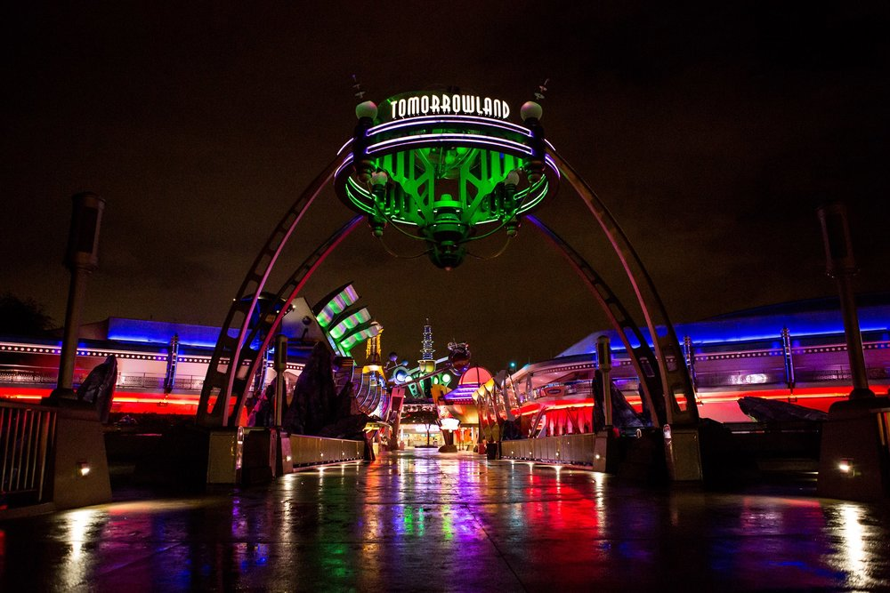 Tomorrowland Entrance by Sebby.jpg