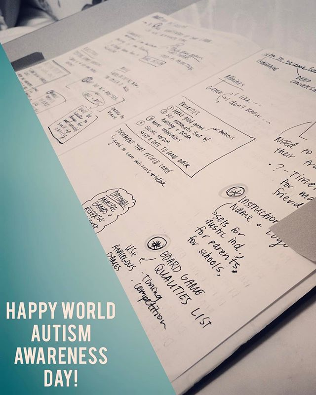 Happy world autism day from team MMY! Looking forward to this month of #autismappreciation! #autismawareness #autismawarenessmonth2017 #sharethelove #autismlove #appreciation #logbook