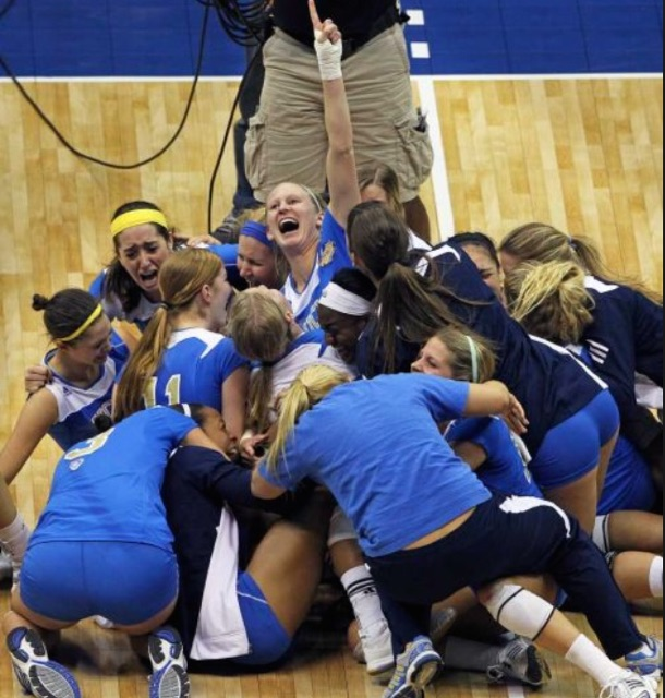 UCLA Indoor Championship, 2011